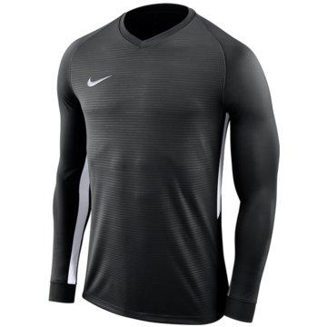 Nike FußballtrikotsKids' Nike Tiempo Premier Football Jersey - 894113-010 schwarz