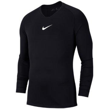 Nike FußballtrikotsDRI-FIT PARK FIRST LAYER - AV2611-010 schwarz
