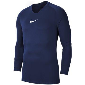Nike FußballtrikotsNike Dri-FIT Park First Layer - AV2611-410 blau