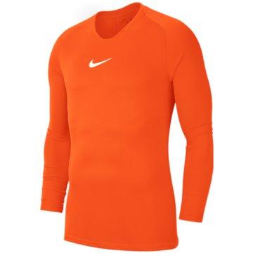 Nike FußballtrikotsNike Dri-FIT Park First Layer - AV2611-819 orange