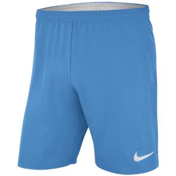 Nike FußballshortsDRI-FIT LASER IV - AJ1261-412 blau