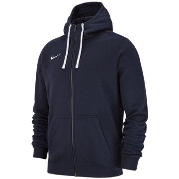 Nike HoodiesY HOODIE PO FLC TM CLUB19 - AJ1544 blau