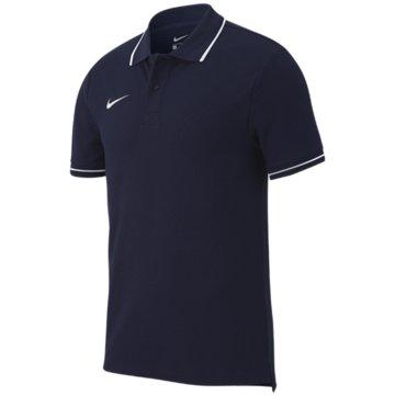 Nike PoloshirtsCLUB19 - AJ1546-451 blau