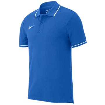 Nike PoloshirtsNIKE CLUB19 KIDS' SOCCER POLO - AJ1546 blau