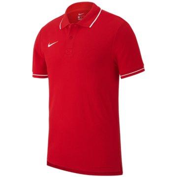 Nike PoloshirtsNike rot