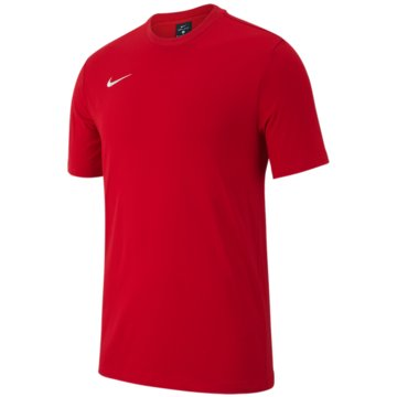 Nike FußballtrikotsNIKE CLUB19 KIDS' SOCCER T-SHIRT - AJ1548 rot