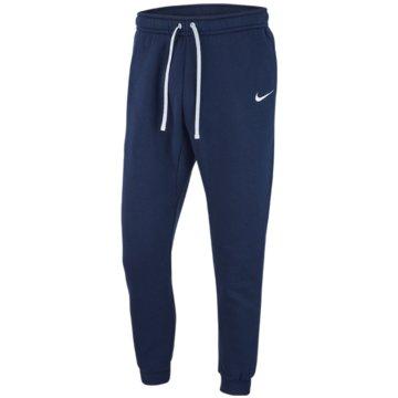 Nike TrainingshosenY CFD PANT FLC TM CLUB19 - AJ1549 blau