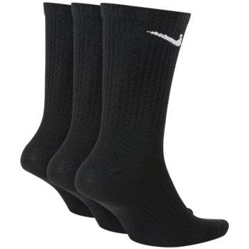 Nike Hohe SockenEveryday Lightweight Crew Socks 3PPK -