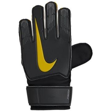 Nike Torwarthandschuhe schwarz