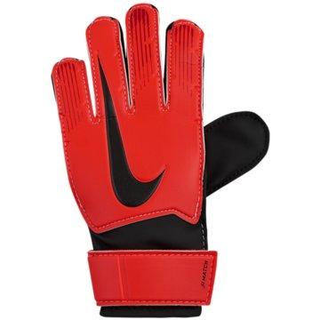 Nike Torwarthandschuhe rot