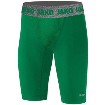 Jako Boxershorts grün