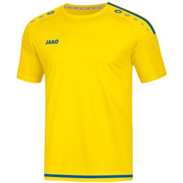 Jako FußballtrikotsTRIKOT STRIKER 2.0 KA - 4219K gelb