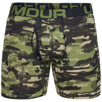Under Armour BoxershortsCharged Cotton Boxerjock Novelty 6 Inch 3-Pack -