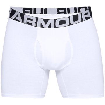 Under Armour BoxershortsCharged Cotton Boxerjock 6 Inch 3-Pack -