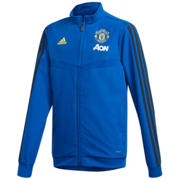 adidas Trainingsjacken blau