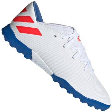 adidas Multinocken-SohleNEMEZIZ MESSI 19.3 TF J - F99930 weiß