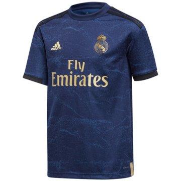 adidas Fan-TrikotsReal Madrid Auswärtstrikot - FJ3147 blau