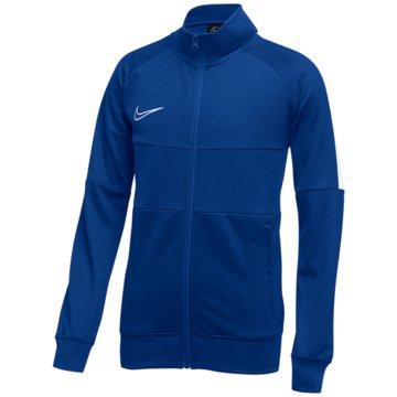 Nike TrainingsjackenNIKE DRI-FIT ACADEMY19 KIDS' SOCCER - AJ9289 blau