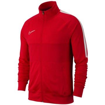 Nike TrainingsjackenNIKE DRI-FIT ACADEMY19 KIDS' SOCCER - AJ9289 rot