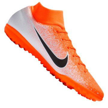 Nike Multinocken-SohleMercurialX Superfly VI Academy TF orange
