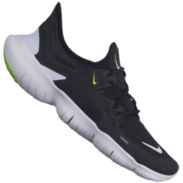 Stilvolle Nike Free Run Flyknit Natural Running Schuhe
