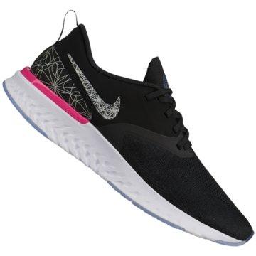 Nike RunningOdyssey React 2 Flyknit GPX schwarz
