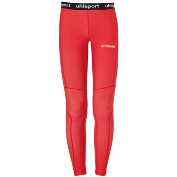 Uhlsport TightsLONG TIGHTS - 1005555K rot
