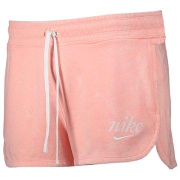 Nike kurze SporthosenSportswear Washed Short Women coral