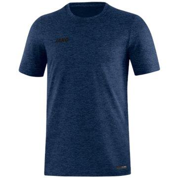 Jako T-ShirtsT-SHIRT PREMIUM BASICS - 6129 49 blau