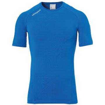 Uhlsport BodiesDISTINCTION PRO BASELAYER RUNDHALS - 1002206 blau