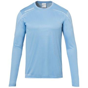 Uhlsport FußballtrikotsSTREAM 22 TRIKOT LANGARM - 1003478 blau