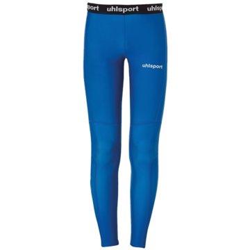 Uhlsport TightsLONG TIGHTS - 1005555K blau