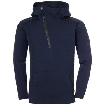Uhlsport HoodiesESSENTIAL PRO ZIP-HOODIE - 1005061K blau