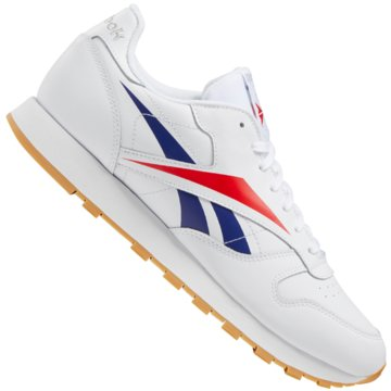 Reebok FreizeitschuhClassic Leather MU Sneaker weiß