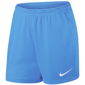 Nike FußballshortsWOMEN'S NIKE DRY TEAM PARK II FOOTB - 833053 blau