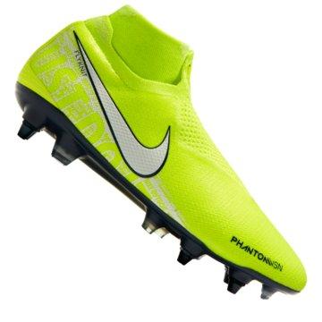 Nike Stollen-SohlePhantom Vision Elite Dynamic Fit SG-Pro Anti-Clog gelb