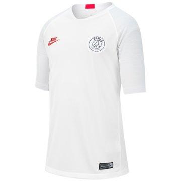 Nike Fan-T-ShirtsPSG Y NK BRT STRK TOP SS - AO6498 weiß