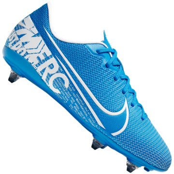 Nike Stollen-Sohle blau