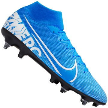 Nike Stollen-SohleMercurial Superfly VII Academy SG-Pro Anti-Clog Traction -