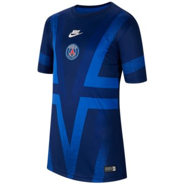 Nike Fan-T-ShirtsPSG Y NK DRY TOP SS PMV CL - BV2561 blau