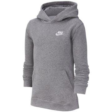 Nike HoodiesSPORTSWEAR CLUB - BV3757-091 grau