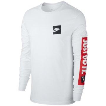 Nike Langarmshirts -