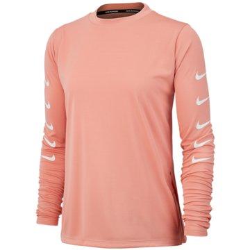 Nike SweatshirtsSwoosh Run Top HZ Women -