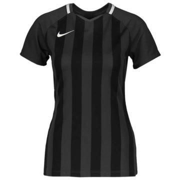 Nike FußballtrikotsW NK DRY STRP DVSN III JSY SS - CN6888 schwarz