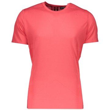 adidas T-Shirts coral