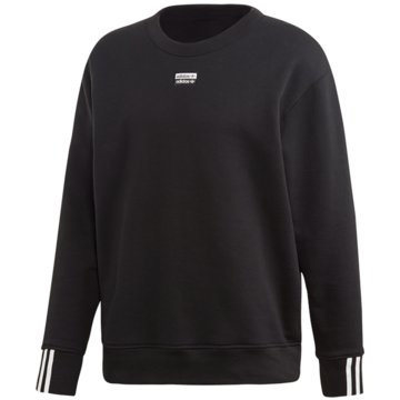 adidas SweaterVOCAL CREW - ED7227 schwarz