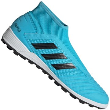 adidas Multinocken-Sohle blau