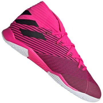 adidas Hallen-SohleNEMEZIZ 19.3 IN - F34411 pink