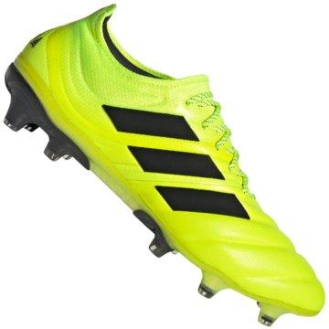 adidas Nocken-SohleCopa 19.1 FG gelb