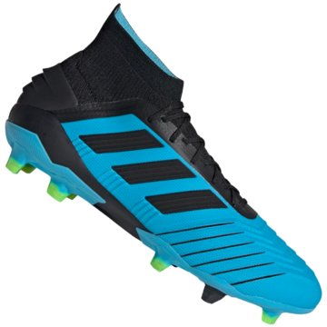 adidas Nocken-SohlePREDATOR 19.1 FG blau